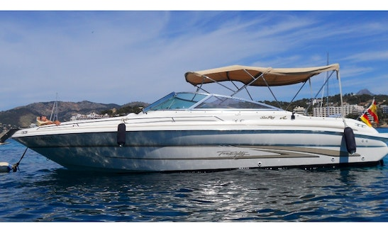 Rent A 28' Bowrider For 10 Person In Port D'andratx, Illes Balears