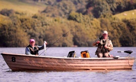 Boat Fishing Trip In Cornwall