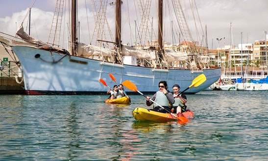 Kayak Tours And Snorkeling In Torrevieja