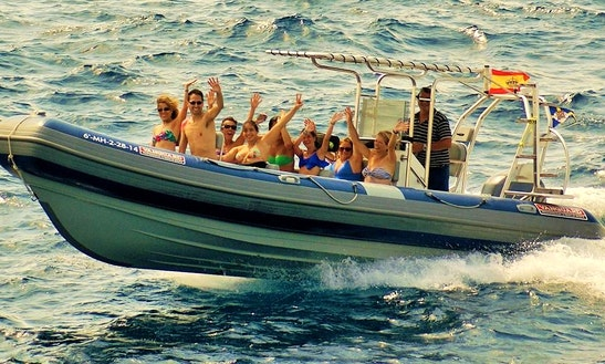 Rib Excursions & Snorkeling In Ciutadella De Menorca