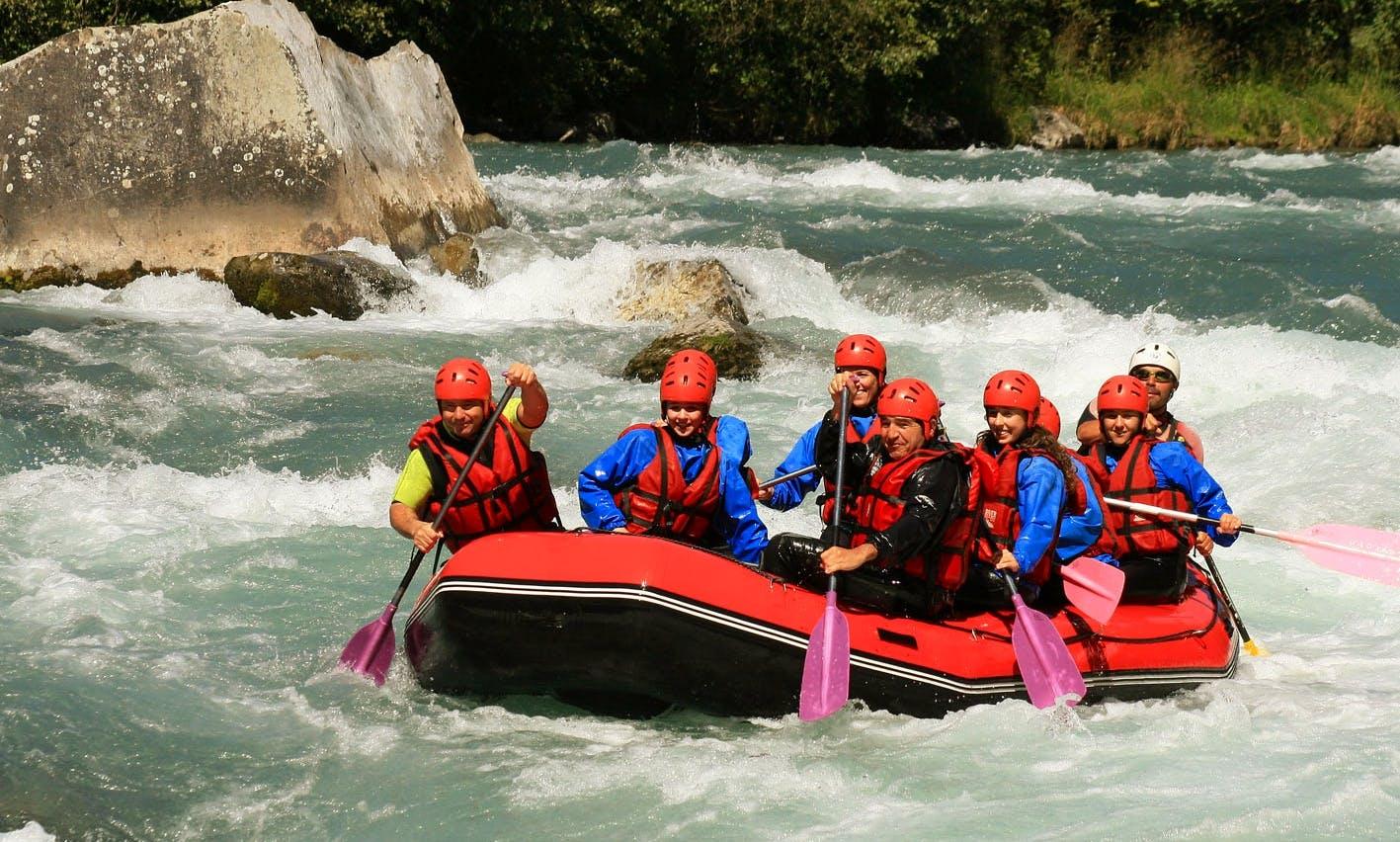 Rafting and Zipline Tours In Miraflores