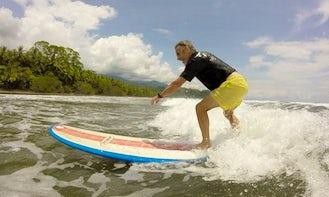 Paddleboard Rental in Uvita, Costa Rica