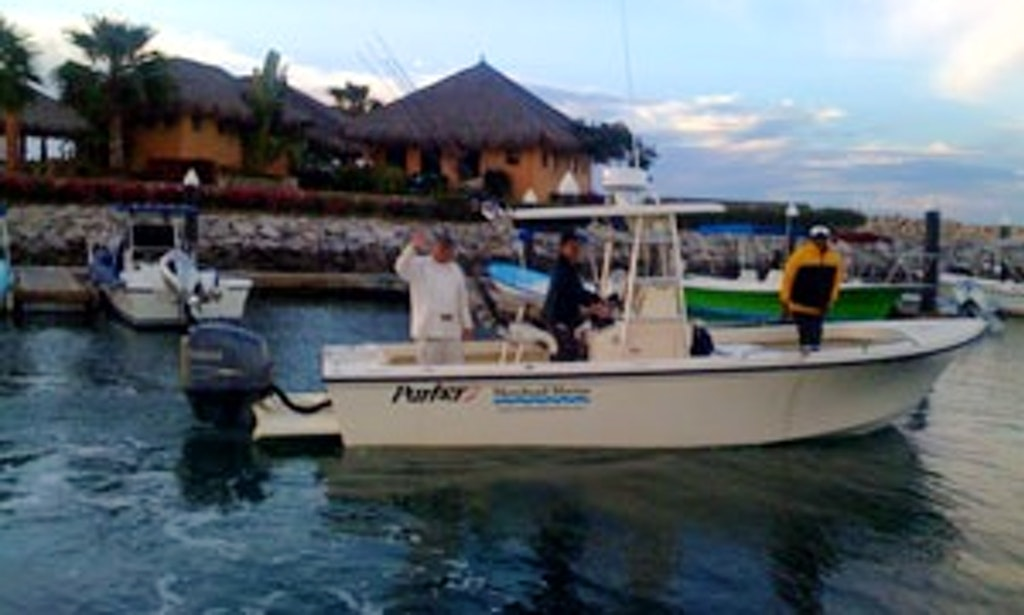 Fishing charter on the zhao boat in san jos del cabo for San jose del cabo fishing charters