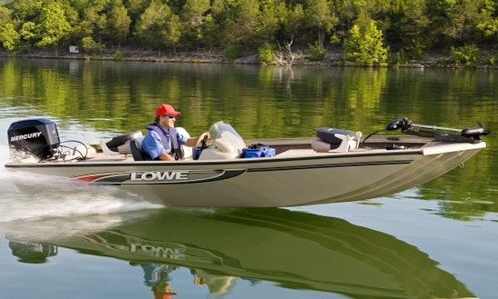 Enjoy Triton Explorer 18 39 Bass Boat Fishing Charters In