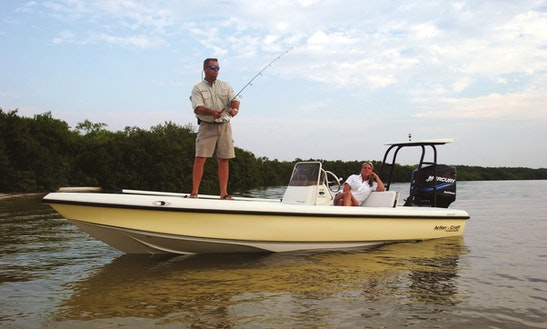 18ft Action Craft Flatsmaster Fishing Boat In San Juan, Puerto Rico