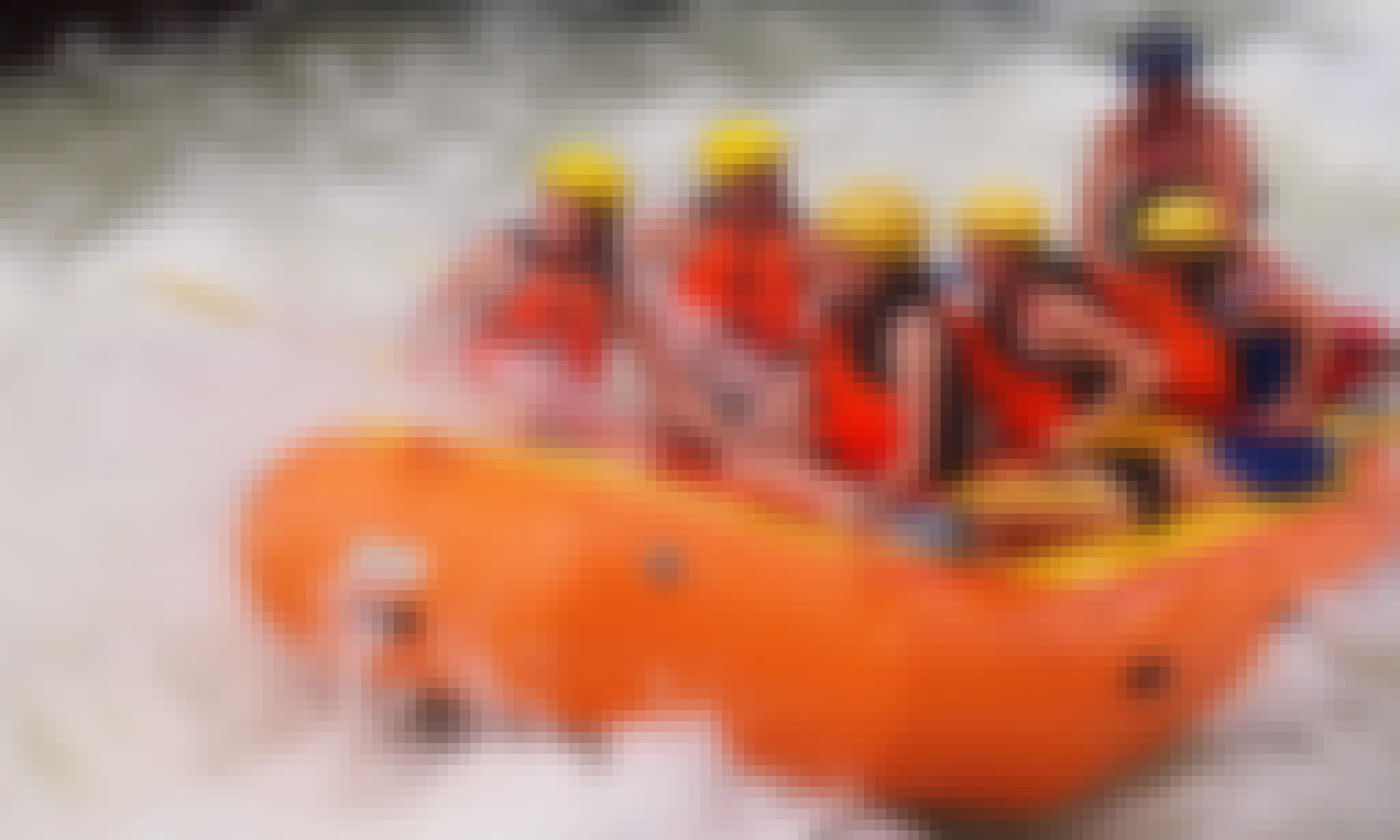 Rafting in Port Shepstone, South Africa