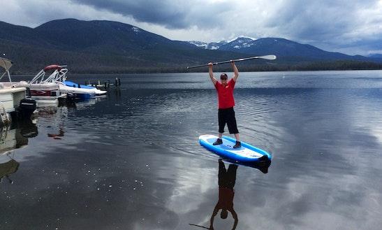 Paddleboard Rental In Grand Lake