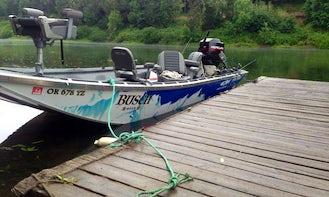 Fishing Charter in Eugene, Oregon