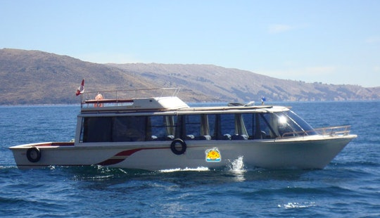 Explore Puno, Peru On This Passenger Boat