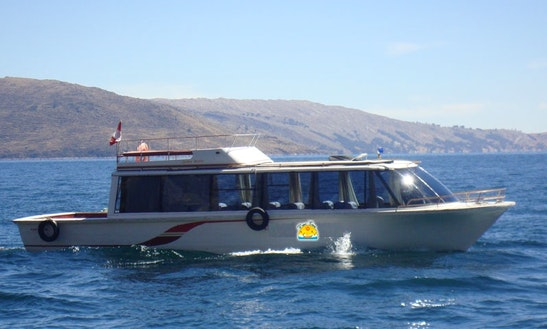 Explore Puno, Peru On This Passenger Boat