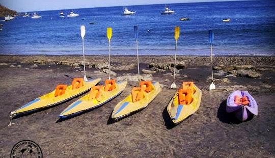 Kayaking Tours In Papagayo Gulf