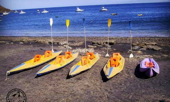 Kayaking Tours In Papagayo Gulf