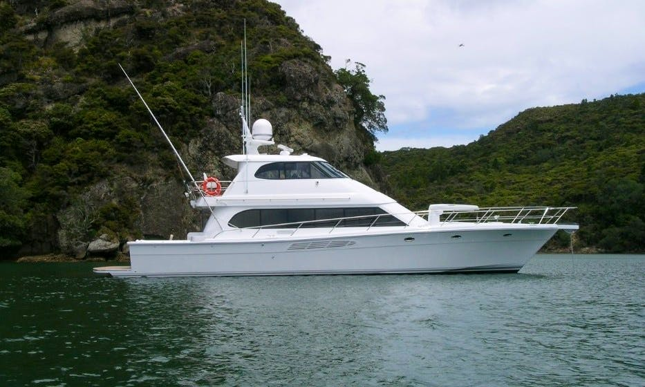 "Fishing and Cruising Trips on the 58' ""Prime Time"" Yacht in Kerikeri"