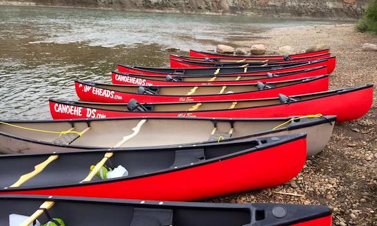 Canoe Trips In Edmonton