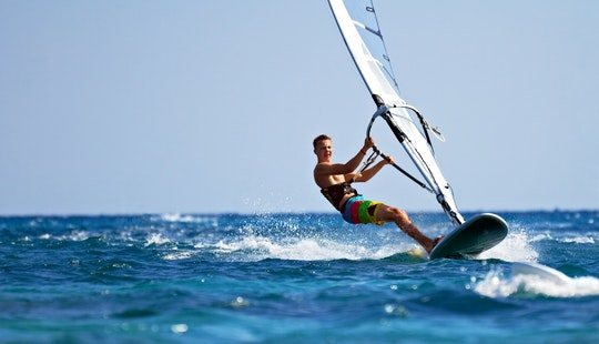 Windsurf Rental And Courses In Barcelona