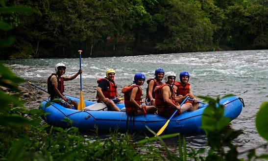 River Rafting In Chiriqui