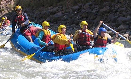 River Rafting Tour in Cuzco, Peru