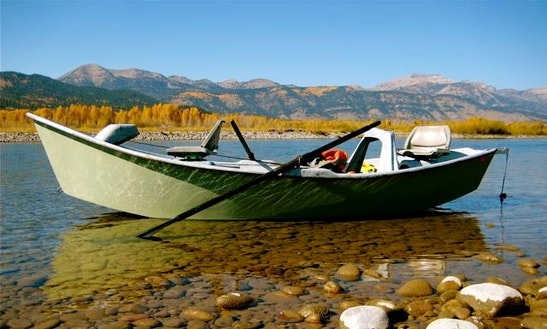 Full Day Trout Fishing In The Snake River, Wyoming
