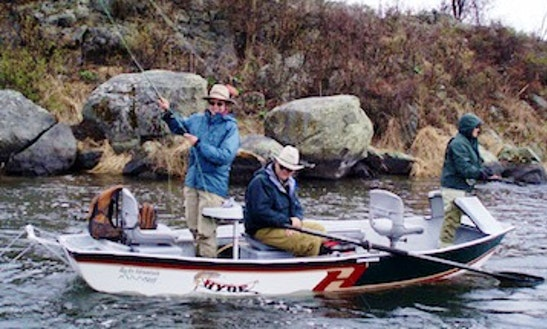 Full Day Fishing In The Salt River, Wyoming