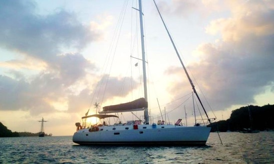 Charter The 50' Cruising Monohull In Cartagena, Colombia