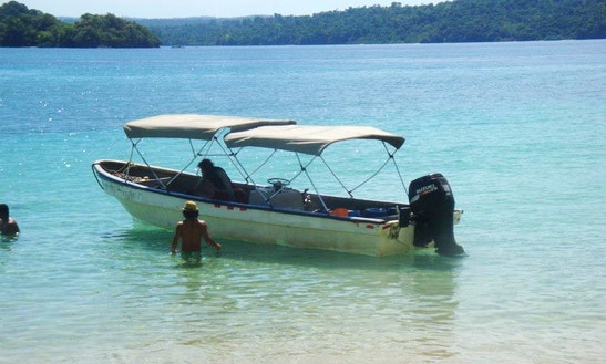 Dive Tours And More In Santa Catalina, Panama
