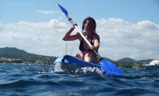 Sea Kayaking Rental In Felanitx, Spain