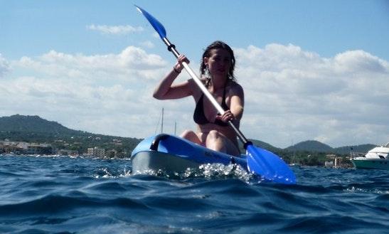Sea Kayaking Rental In Felanitx, Spain