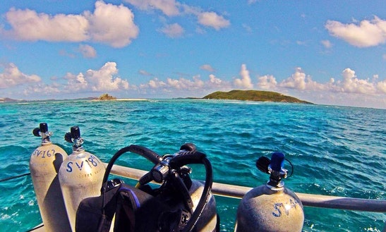 Discover Scuba Diving In Aguadilla