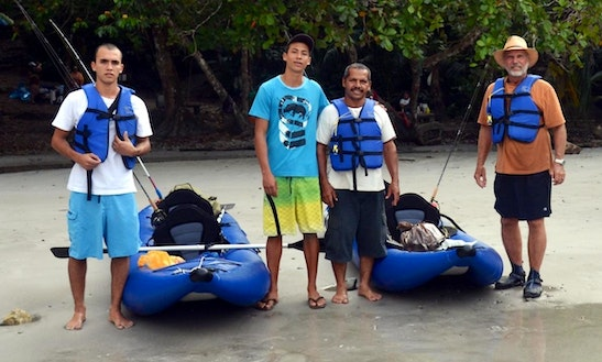 Guided Kayak Excursion In Quepos