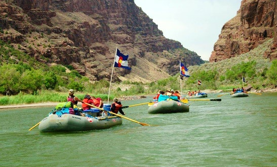 Yampa River Rafting Trips In Grand Junction