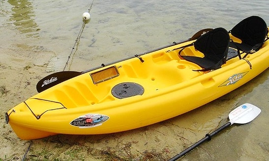 Single Kayak Rental In Kealakekua