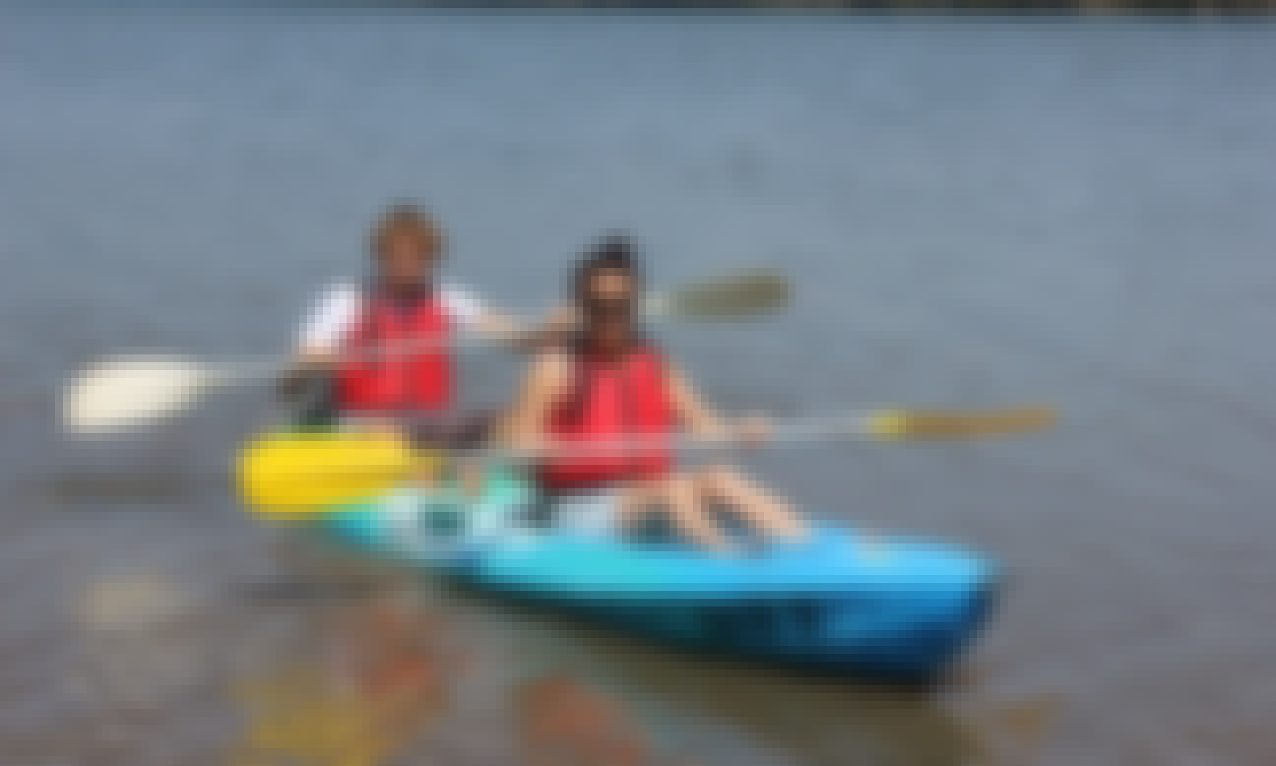 Kayak Hire, Tours & Lessons in Durban, South Africa