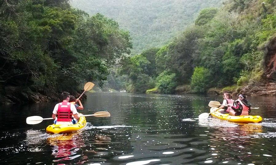 Kayak Hire & Tours in Wilderness, South Africa