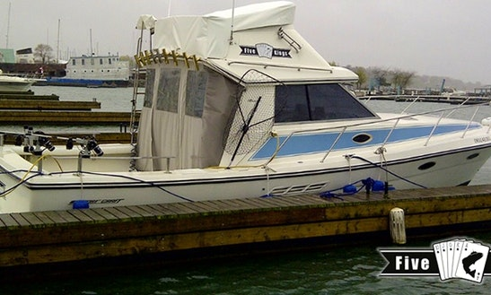 36' Sportcraft Fishing Boat In Mississauga