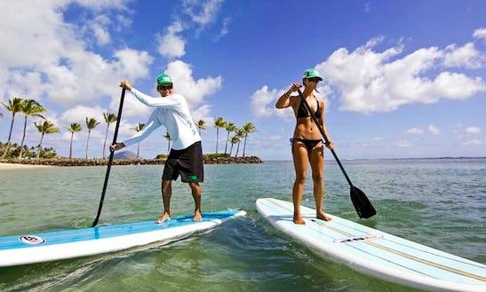 Stand Up Paddleboard Rental In Herradura