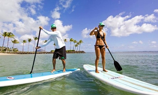 Stand Up Paddleboard Rental In Herradura