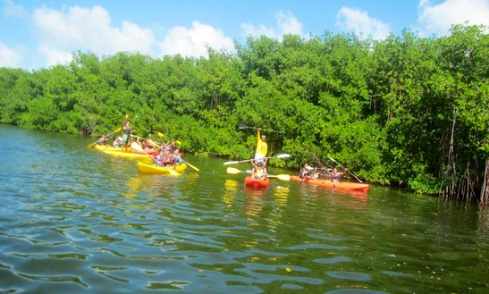 Kayak Rental In San Juan