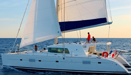 Charter On 50ft