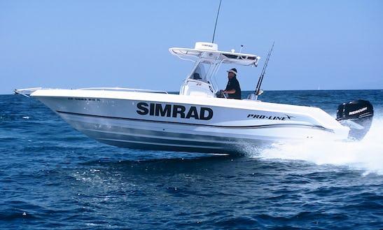 29' Super Sport Fishing Boat In Newport Beach