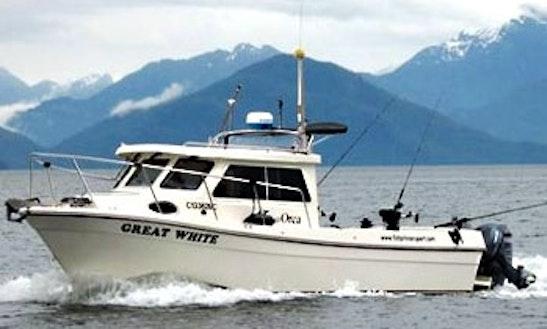 27' Fishing Boat In Prince Rupert