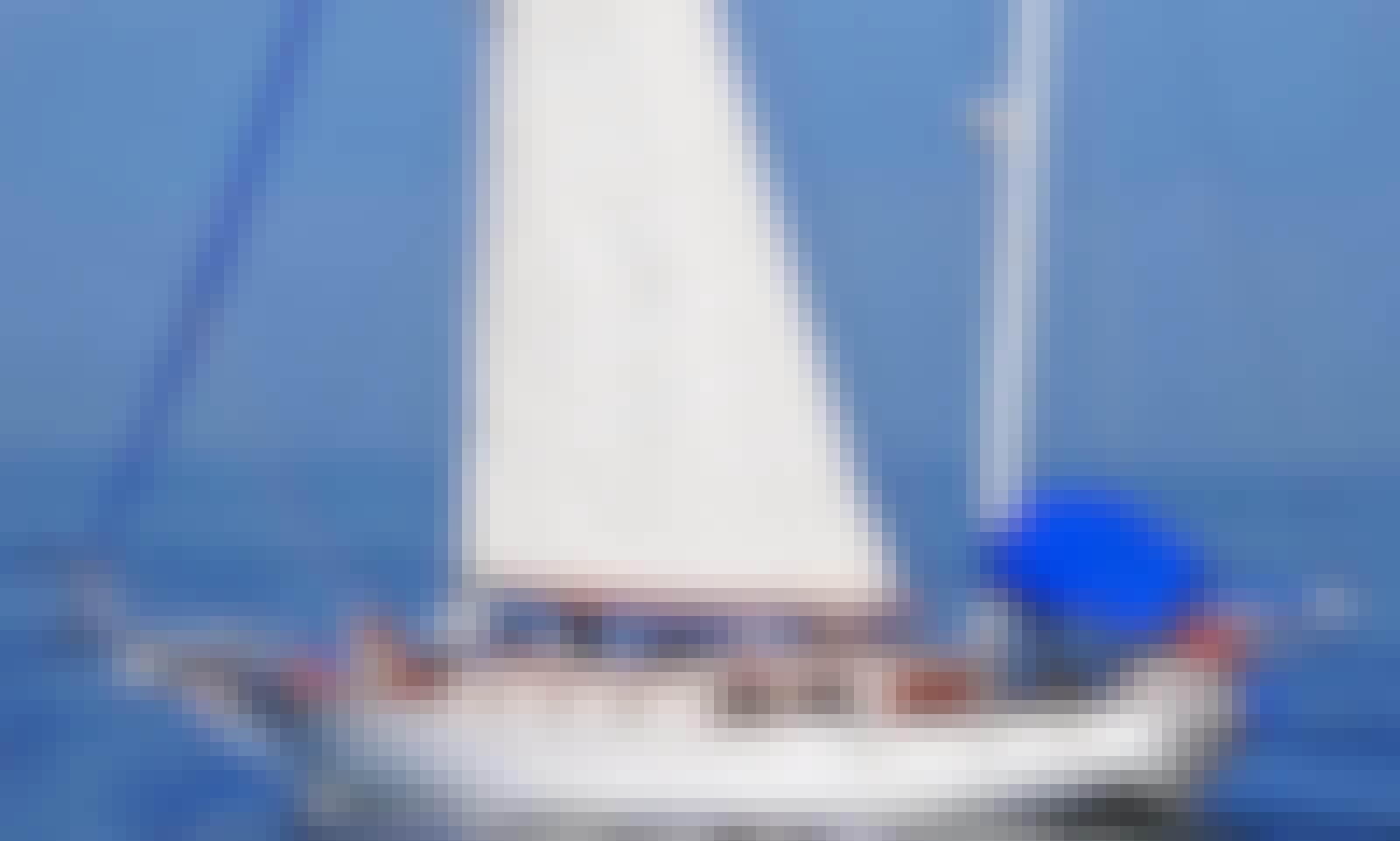 Sailing Charter on 42' Ketch in Puerto Vallarta, Mexico