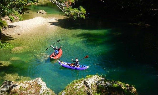River Kayak In San Cristóbal de las Casas