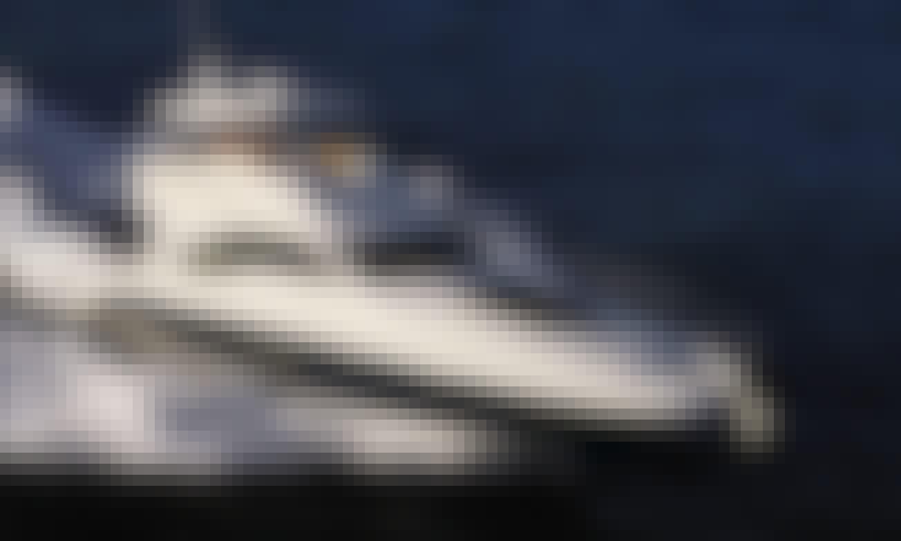 60' SeaRay Motor Yacht Charter in Puerto Vallarta, Mexico
