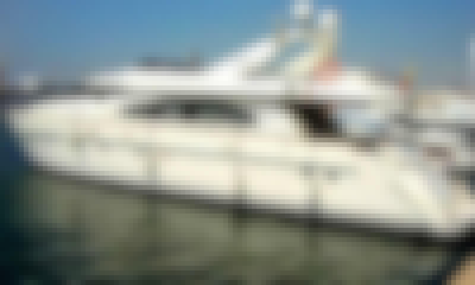 85' Azimut Power Mega Yacht Charter in Puerto Vallarta, Mexico