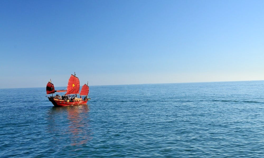 Charter the Junco Chino Boat In Benalmádena