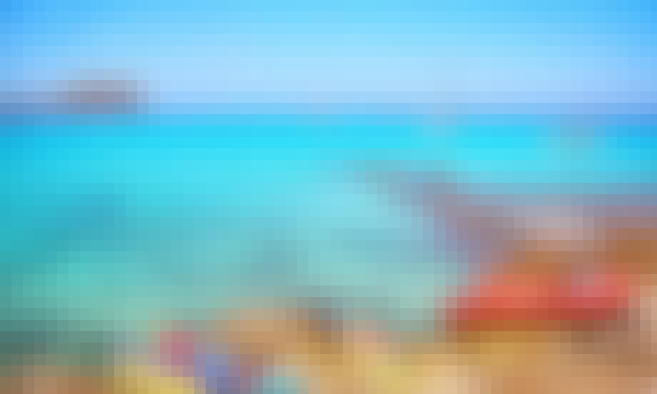 Single Kayak Rental In Ibiza