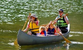 Canoe Day Paddles Trips in Topock