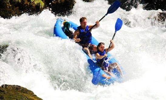 Double-kayak Rental & Rafting Trips In Willow Creek, California