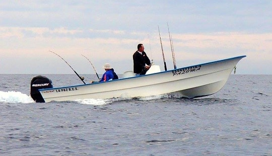 Book A Fishing Trip On