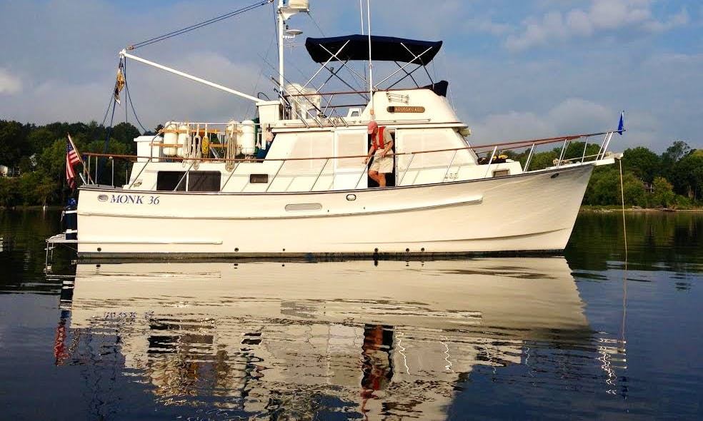 Trawler Rental in Portsmouth